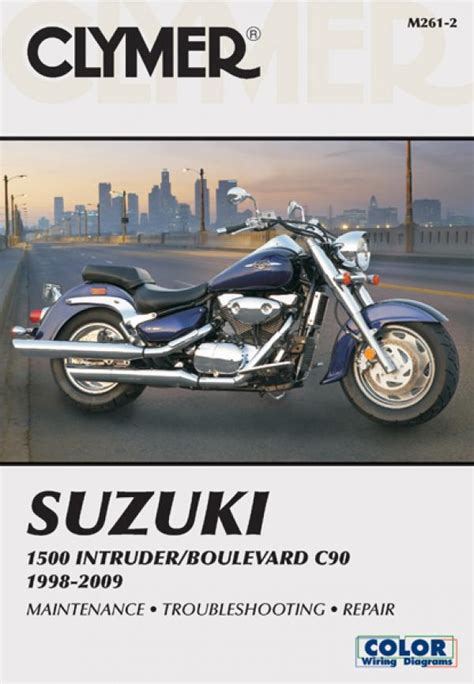 2001 suzuki intruder 800 wiring diagrams free