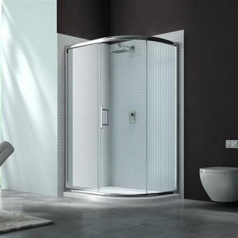 Merlyn Shower Door Merlyn 6 Series 1 Door Offset Quadrant Shower Door Merlyn Showers Sanctuary Bathrooms