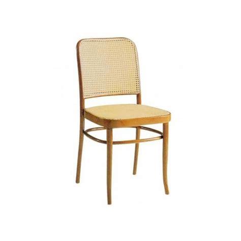sedia vienna sedia in legno con schienale in paglia di vienna idfdesign