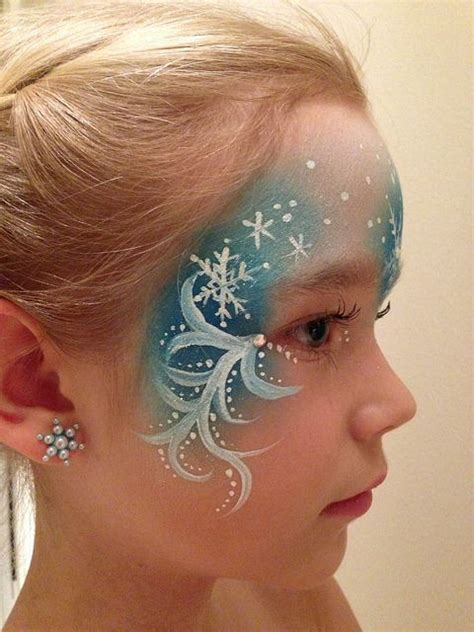 30 cool painting ideas for elsa from frozen frozen and frozen theme