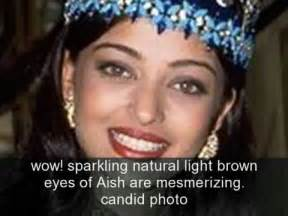 aishwarya eye color the true color of aishwarya s the glasses