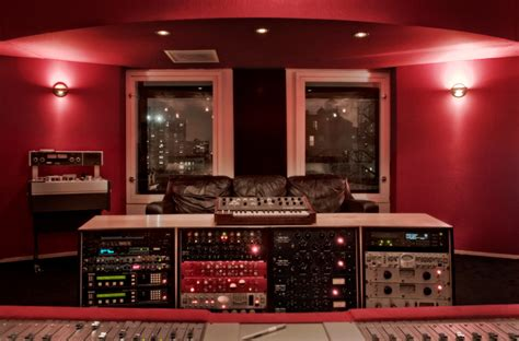 the cutting room the cutting room recording studios new york city manhattan mixing mastering post production