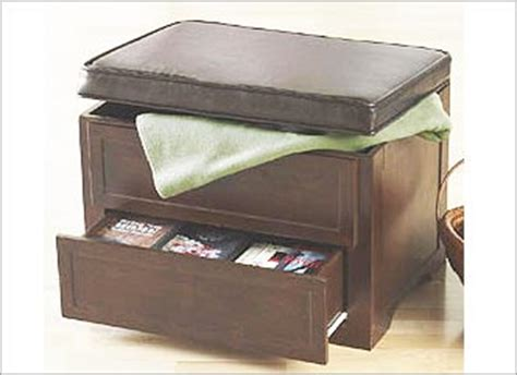 ottoman with drawers storage wood storage ottoman wood ottoman wooden ottoman