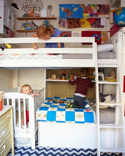 making the most of small spaces bedroom shared kids rooms a cup of jo