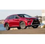 Lexus Said To Present Longer Seven Seat RX Tackle