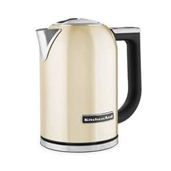 kitchenaid artisan electric kettle kek1722 almond
