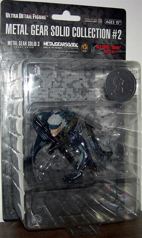 snake ready mgs 4 ver