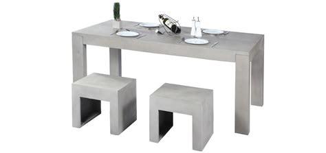 table de cuisine grise table en b 233 ton cuisine grise petit prixmon coin design