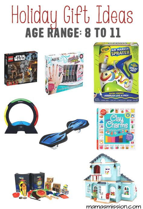 mama s gift guide holiday gifts for kids ages 8 to 11