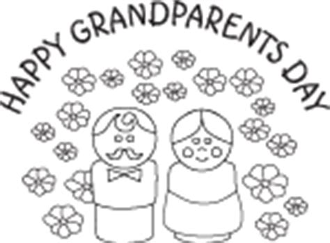 grandparents day greeting card templates coloring cards printable craft activity sheets