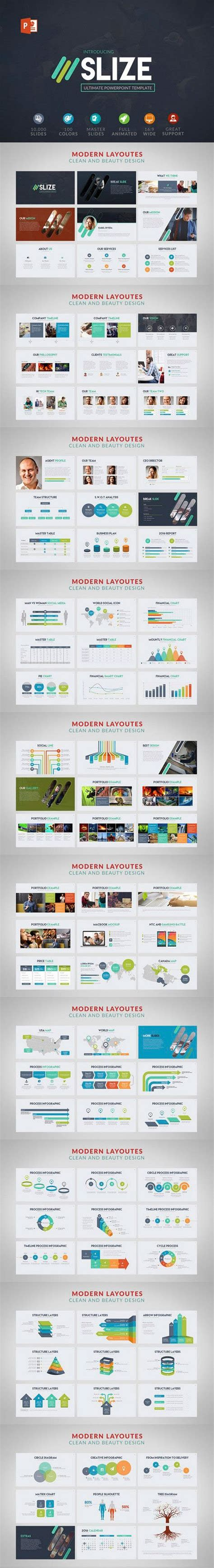 powerpoint templates nulled slize powerpoint template creativemarket 530837