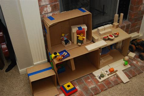 Awesome Car Garages 5 great adventures in a cardboard box 171 simplicity parenting