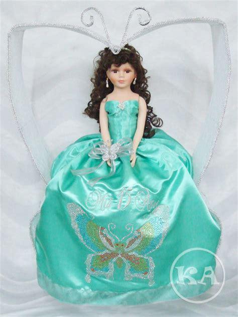 black quinceanera doll heidicollection 21 inch sweet 15 doll w aqua