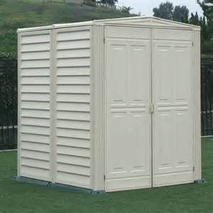 Sheds Vinyl by Duramax 5x5 Yardmate Vinyl Shed With Floor 00782 Free