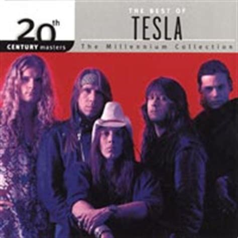 tesla band albums tesla discography reference list of cds heavy harmonies