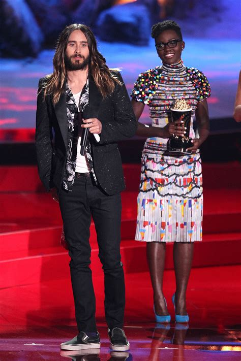 Hollywoods Epidemic by Jared Leto Talks Aids At Mtv Awards The