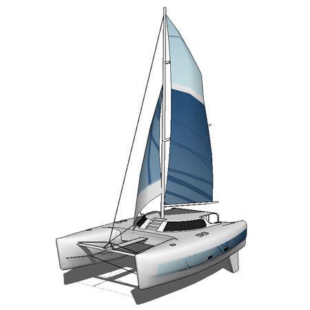 catamaran google font catamaran boat probo 3d model formfonts 3d models textures