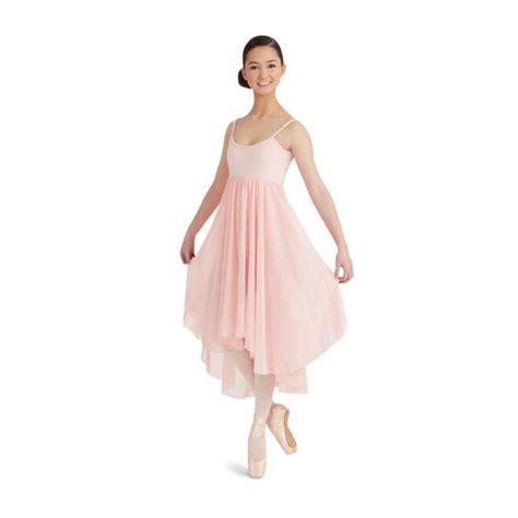 Ballet Dress capezio empire waist dress lyrical ballet dress blue white