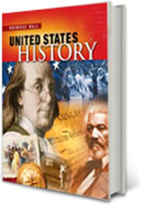 history book united states prentice united states history 2013