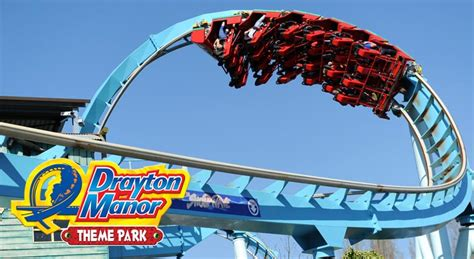 theme park vouchers 2015 drayton manor ticket offers save 36 uk family break