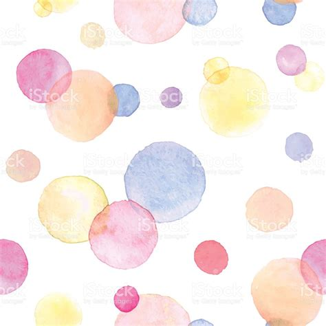 watercolor pattern vector watercolor pattern stock vector art 501201842 istock