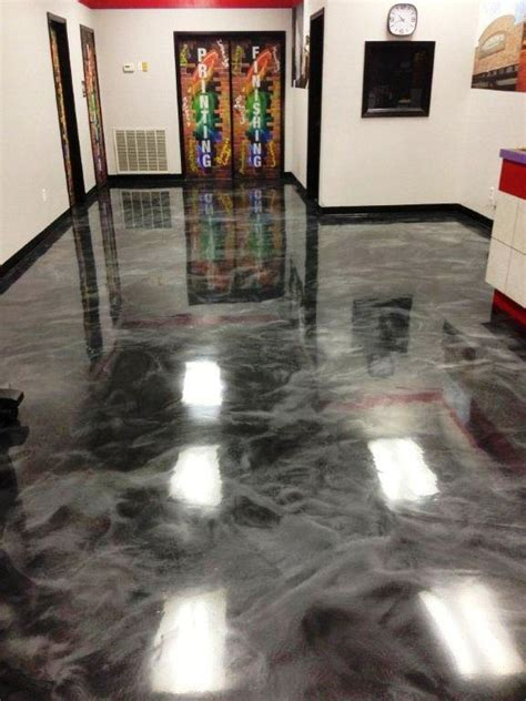 E100 UV1? Clear Epoxy Resin Flooring System From Elite