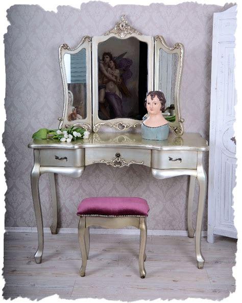 schminktisch dekorieren schminktisch hocker quot comtesse du barry quot palazzo24 de