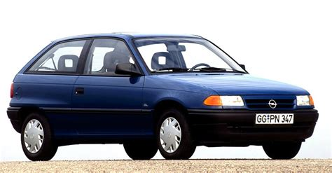 opel europe europe 1992 new gen vw golf and opel astra on top best