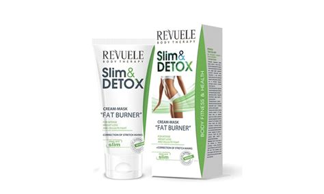 Difference Between Detox And Burner by Revuele Slim And Detox Range Groupon Goods