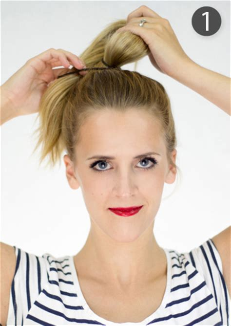 putting hair in ponytail and cut fishtail bun 183 how to style a braided bun 183 hair styling