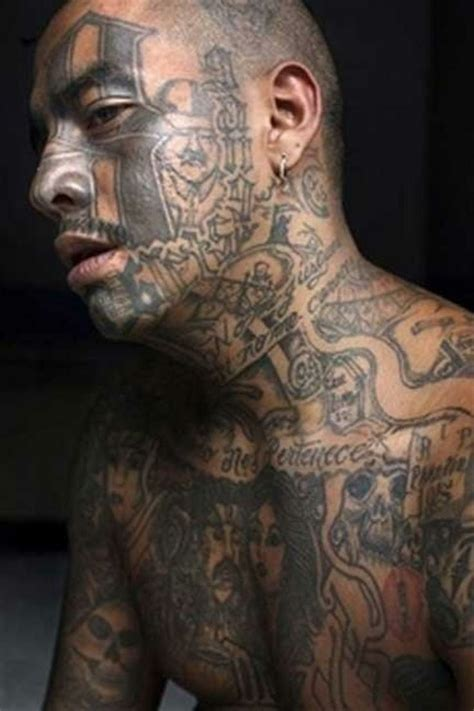 2 extreme tattoos ta 32 best vatos images on pinterest gang members illegal
