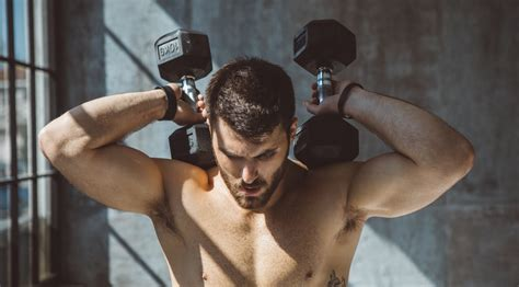 the best workout routine to build lean mass kettlebell info