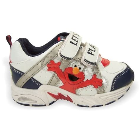 elmo shoes for boy sneakers dealv sesame elmo quot let s play