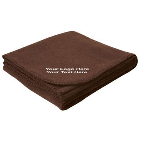 Custom Blanket 24 custom imprinted fleece blankets blankets