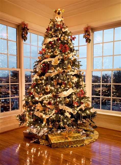 how to decorate a christmas tree professionally how to decorate christmas tree professionally 4 steps
