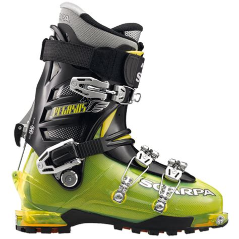 scarpa pegasus ski boots buy in the bergzeit shop