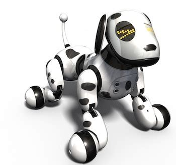 zoomer puppy reviews review zoomer finally a robotic pet who feels less like a robot and more like a