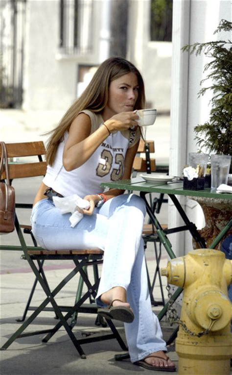 sofia vergara photos photos coffee 2003 zimbio