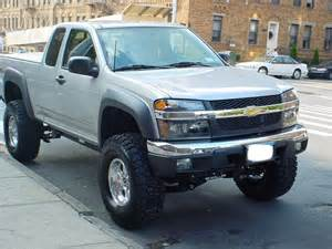 what size lift for 35 inch tires chevy colorado gmc