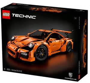 Lego Porsche Gt Lego Releases Porsche 911 Gt3 Rs Technic Set Photos 1 Of 4