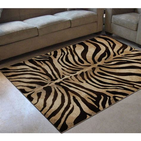 Home Dynamix Area Rug Home Dynamix Tribeca Black Ivory 5 Ft 2 In X 7 Ft 2 In