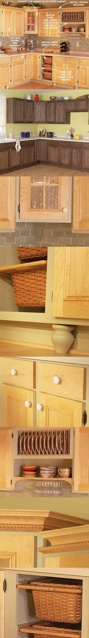 Kitchen Cabinet Facelift Ideas 124 Best Images About The Kitchen On Pinterest The Family Handyman Cabinets And Clutter