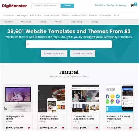 themeforest quora are the well support clone scripts for themeforest or