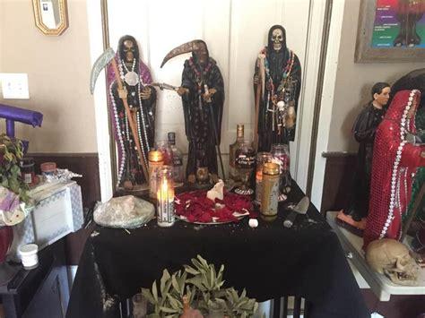 Santa Muerte Of santa muerte skeletal folk of gains