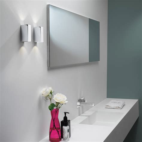 Modern Sconces Bathroom by Bathroom Lighting Buying Guide Design Necessities Lighting