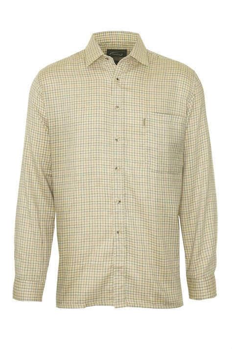country style shirt mens chion cartmel country style casual check