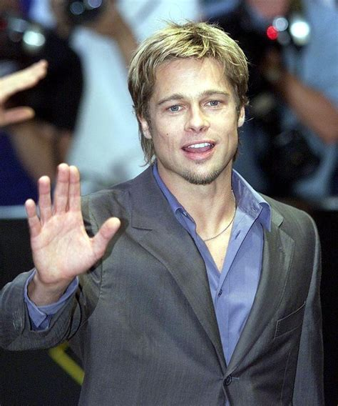 Mullet Shoo by A Comprehensive History Of Brad Pitt S Hair