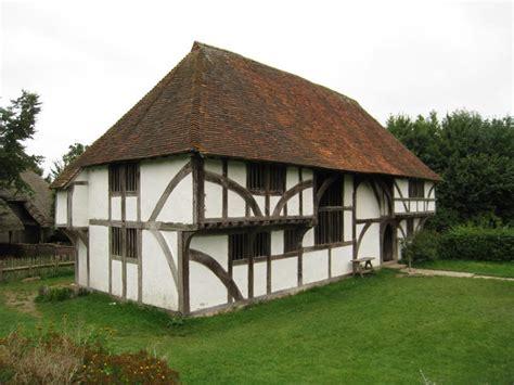 English Tudor Houses file bayleaf wealden hall house at weald and downland