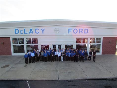 DeLacy Ford   Car Dealers   3061 Transit Rd, Elma, NY