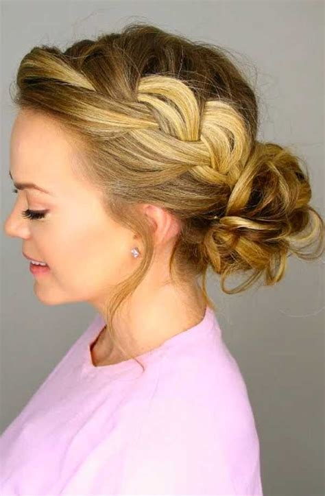 hairstyles images latest cool bun hairstyles of feminine and beauty hairstyles
